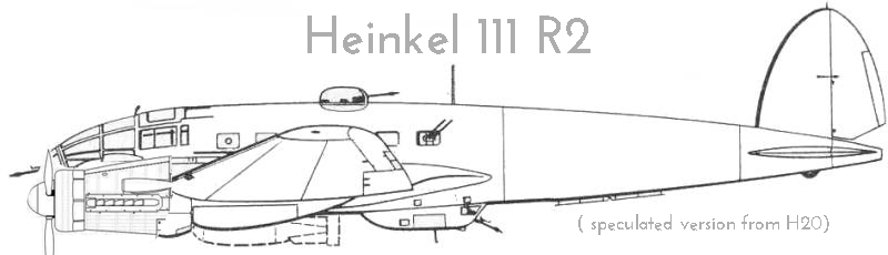 Heinkel111R2 by naturalbodyartist