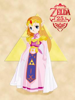 The Portrait of Zelda