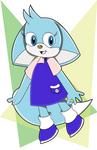 Gabby the Spunky Fox