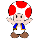Toad Doll