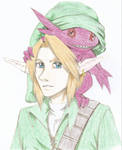 Link And Sableye