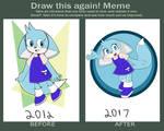 Gabby Improvement Meme
