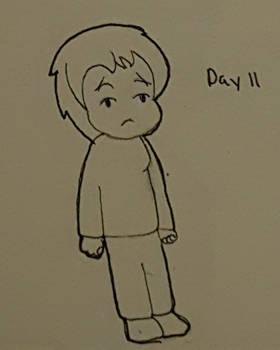 Day 11 Cruel?