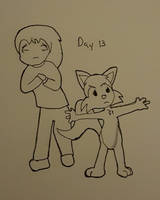 Day 13 Guard
