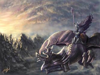 Dragon Rider by miroslavk82