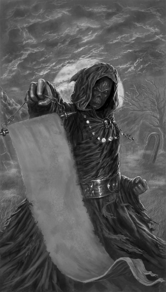 Reaper by miroslavk82