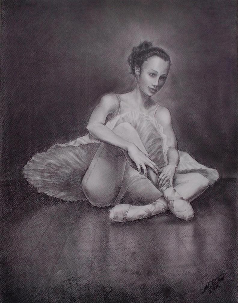 Ballerina by miroslavk82