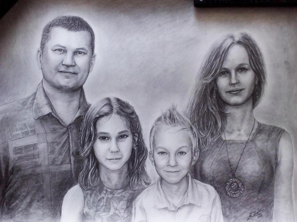 Family portrait by miroslavk82