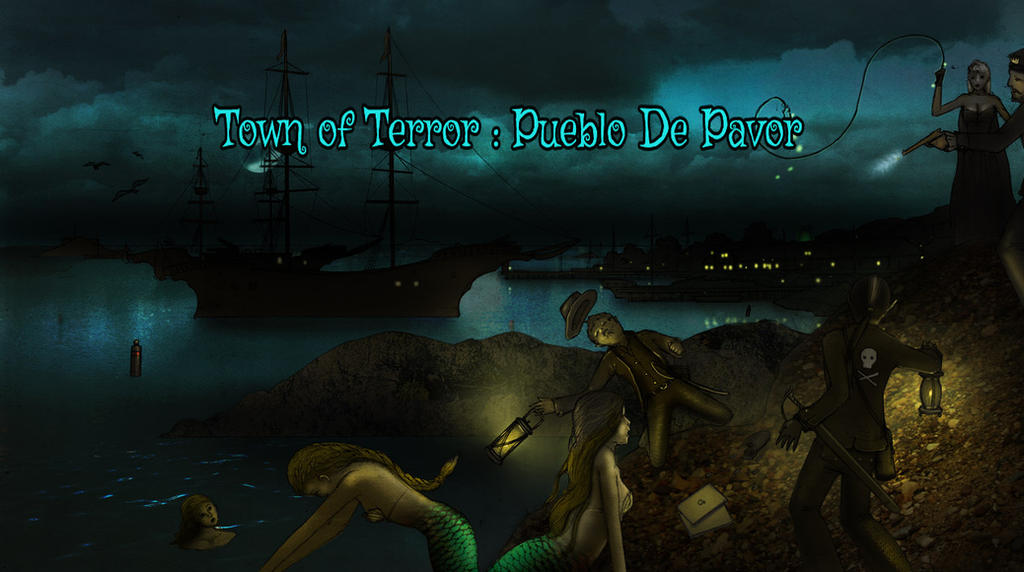 Town Of Terror by Si1verange1