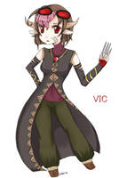 HoC: Vic by Lunare-chan