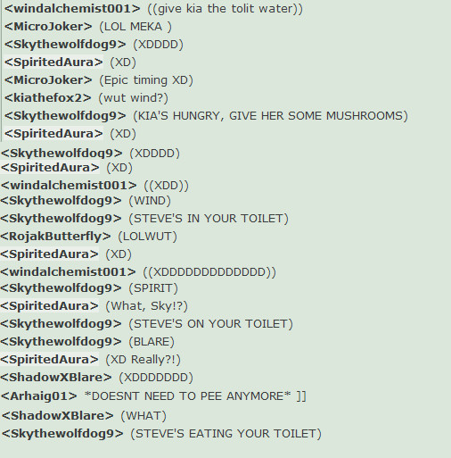 chat room roleplay joblessgarrett