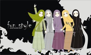 muslim fun style