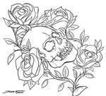 Commissions - Tattoo by jonasvictor