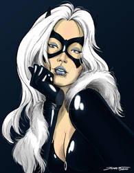 Black Cat - Commission by jonasvictor
