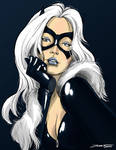 Black Cat - Commission by jonasvictor
