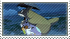Totoro Stamp by LunaxLlama