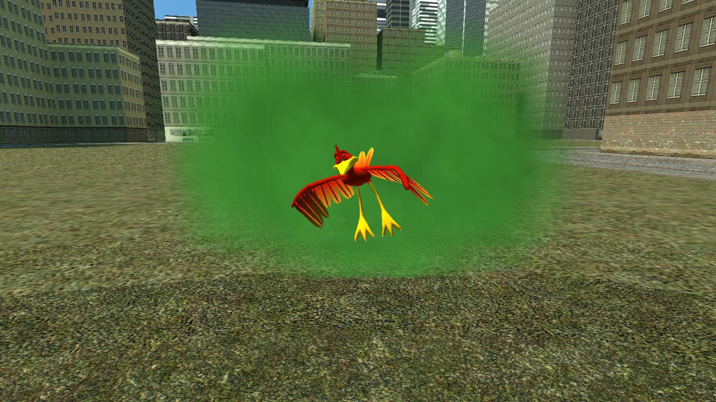 Kazooie's Bad Gas by soniclover562