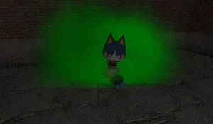 Rover farts on the Villager