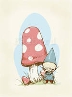 Gnome by AngryBird