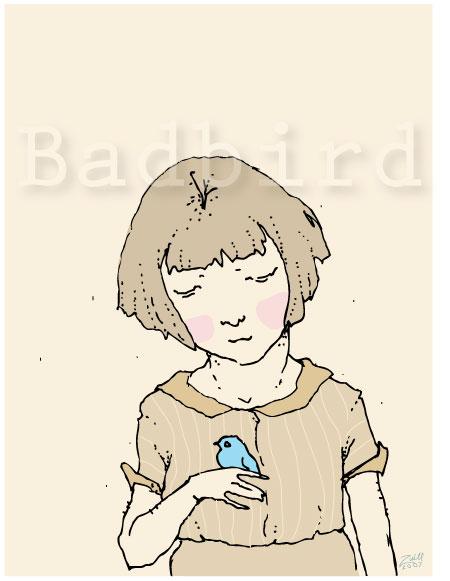 Bird Girl by AngryBird