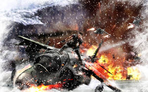 Just Cause 2 Wallpaper by NinjaCaptain