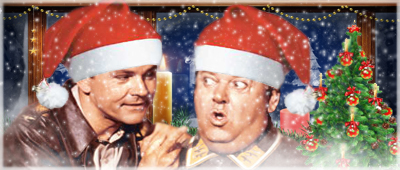 Merry Christmas Schultz - hogans heroes by NinjaCaptain