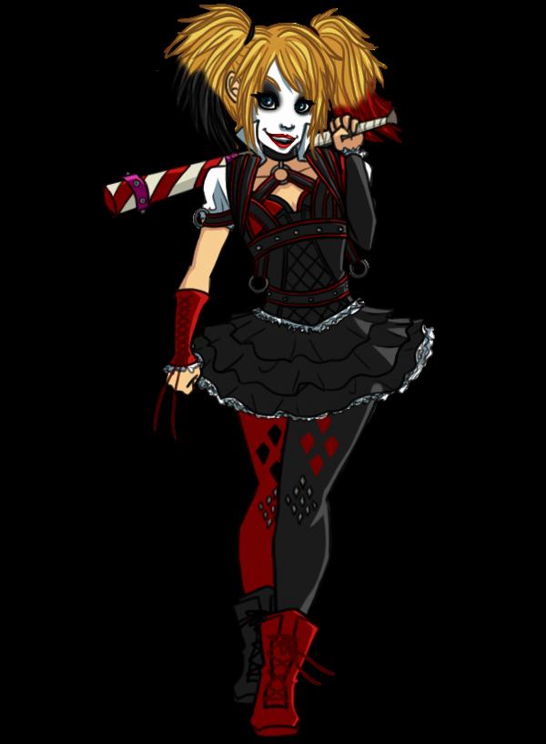 Harley Quinn (Batman: Arkham Knight) by DaPandaBanda