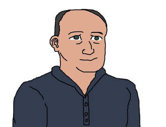 Mike Judge by DiegBareno