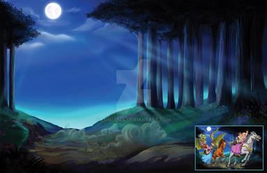 Diamond Castle Book-Barbi3