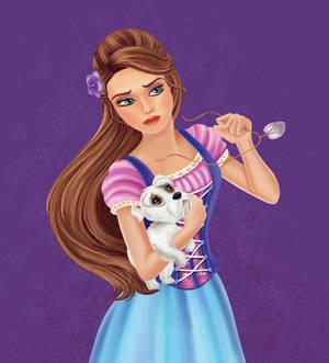 Diamond Castle Book-Barbi5