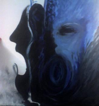 Abstract Painting by lumluma