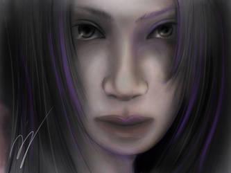 Painting Lu by lumluma