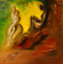 Abstract by lumluma