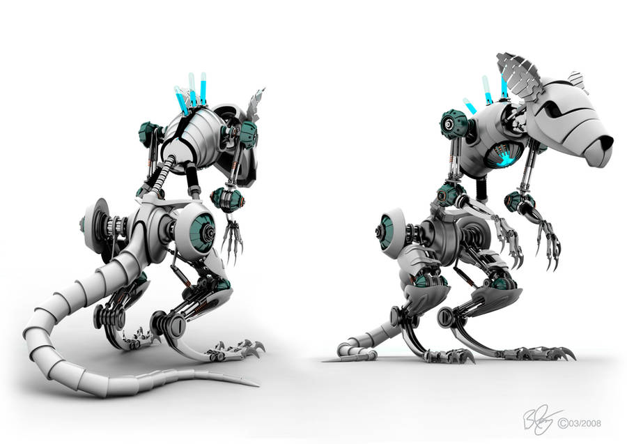 R.A.T. by Xidon