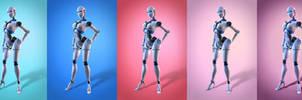 Female Bot Background Test