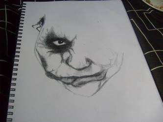 Joker by pure1morning1scream