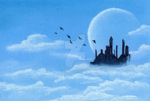 30. Sky Castle