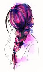 Inky Hair