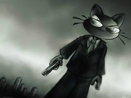 Agent MIW by darkdoomer