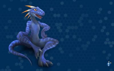 e621 mascot contest entry by darkdoomer