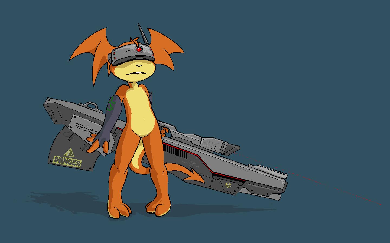 ConvoyBreaker9000 by darkdoomer