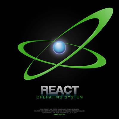 ReactOS logo concept