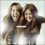 Miley Cyrus beauty .