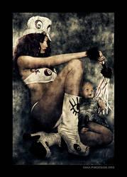 Dolls III by 54ka