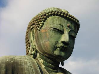 Big Buddha by n3uromanc3r