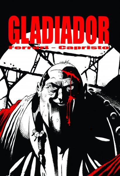 tapa gladiado by O-Sensei