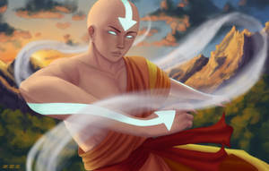 The Last Airbender by pandacrissbow