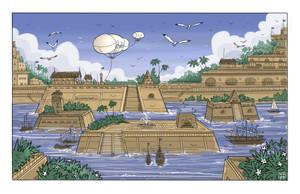Atlantis... by gribouille