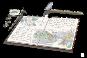 carnet de voyage by gribouille