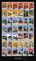timbre de Bali
